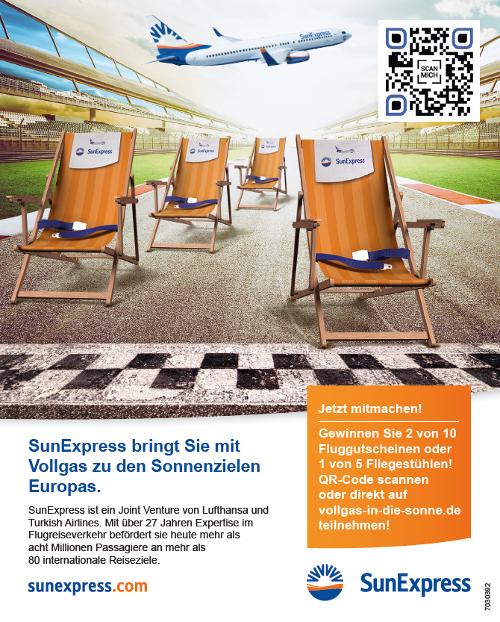 Ready for Take-off: Start frei für die von uns initiierte Jahreskooperation von PlayStation und SunExpress Bild 3