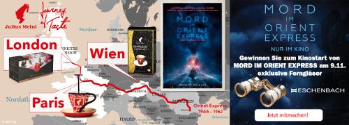 """Für 20th Century Fox lösen wir den Fall """"Mord im Orient Express"""""""