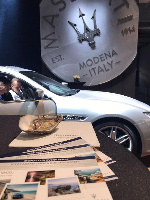 """Wir schalten einen Gang höher: """"Monaco in every sense"""" – driven by Maserati Deutschland Bild 3"""