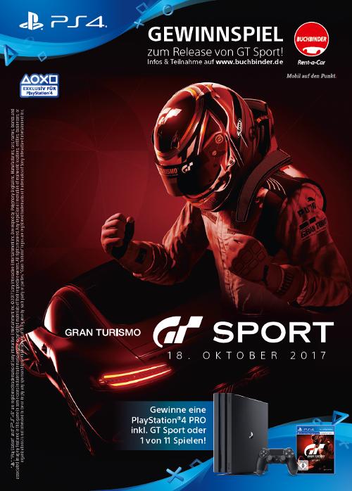 """Pole Position: unsere Aktion """"Unser Mustang. Ihr Vergnügen."""" mit Buchbinder Rent-a-Car und PlayStation's Gran Turismo™ Bild 2"""