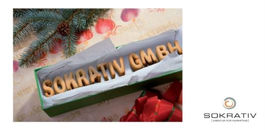 Die SOKRATIVEN wünschen ein frohes und besinnliches Weihnachtsfest und ein gesundes und erfolgreiches Jahr 2018.