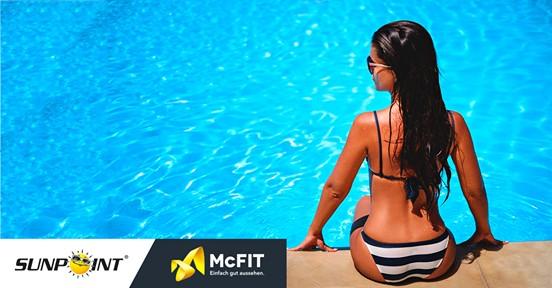 """Wir bringen Sonne in die """"McFIT Girls Fitness Challenge"""" und suchen die fitteste Frau Deutschlands"""