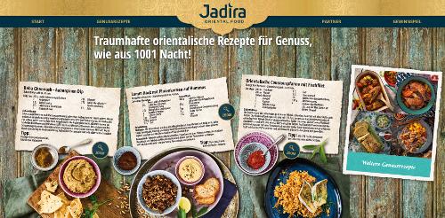 Wir gehen mit JADIRA Oriental Food und Abu Dhabi Tourism auf kulinarische Genussreise Bild 3
