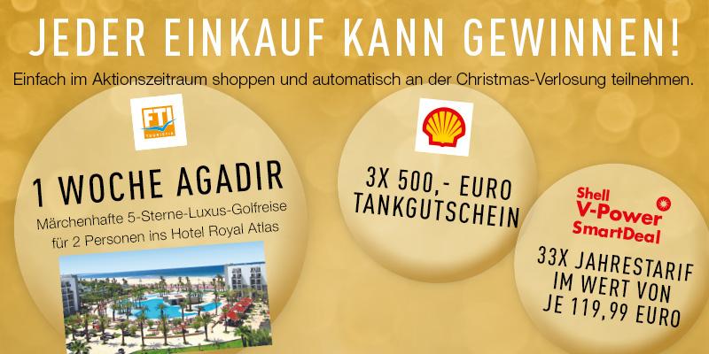 Mit Shell und Golfhouse Premium tanken, Standard zahlen und Leistung hautnah erleben.