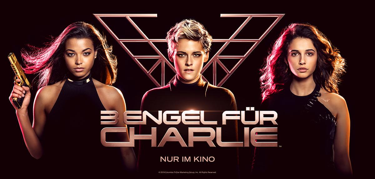 """Mit SUNPOINT und den """"3 Engel für Charlie"""" fliegen wir ins Kino."""