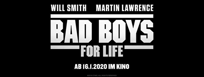 Knallstart ins neue Jahr:  Mit FALKEN Reifen und McFIT geben wir Vollgas zum Kinostart von BAD BOYS FOR LIFE.